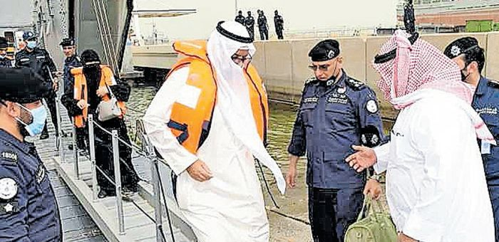 kuwait,climate,change