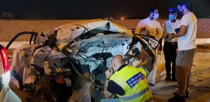 bahrain,highway,accident,30year,old,man,dies