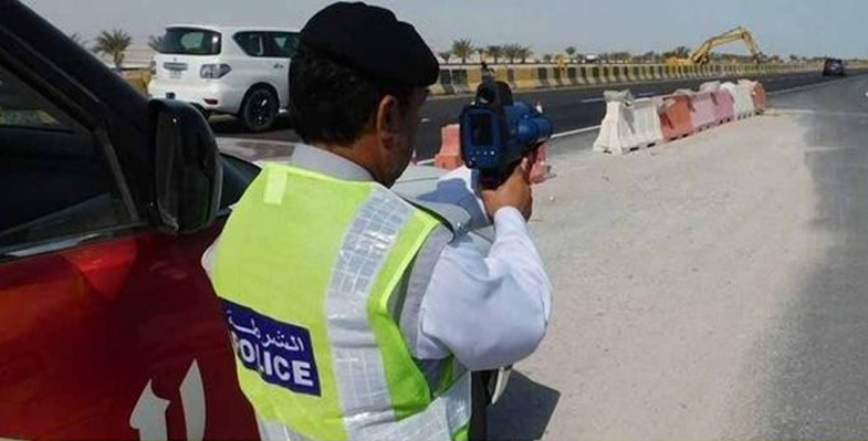 driver,3hours,umm,alquwain,police,arrest,hit