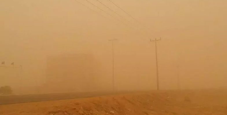 saudi,arabia,climate,dust,storm,expected,northern