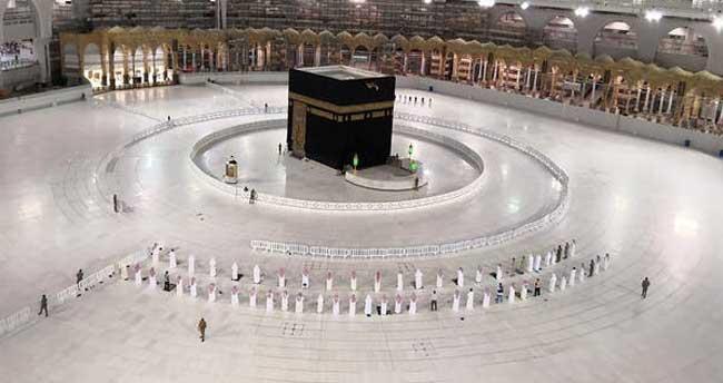 saudi,pilgrims,performed,umrah