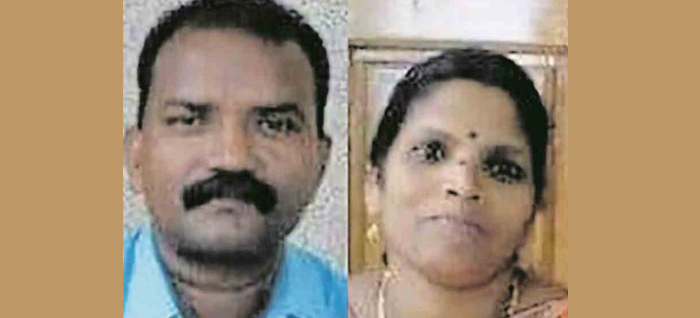 kottayam,husband,wife,dies,covid