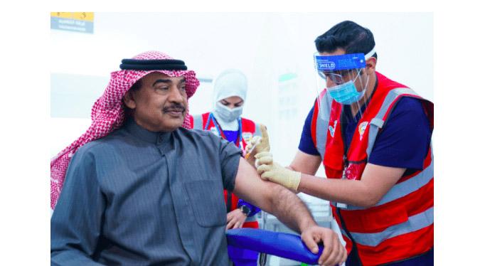kuwait,minister,covid,vaccine