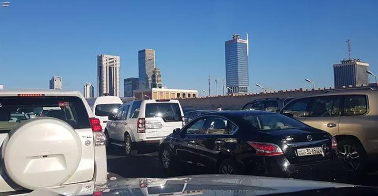 kuwait,curfew,transportation
