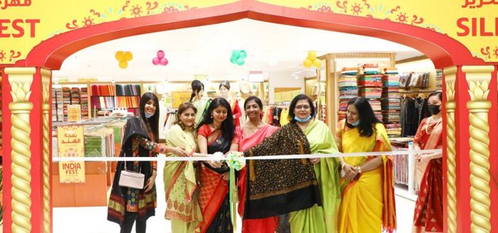 qatar,lulu,hypermarkets,indian,fest,started