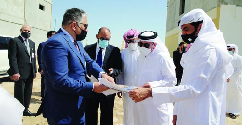 qatar,ashgal,plans,bus,depots