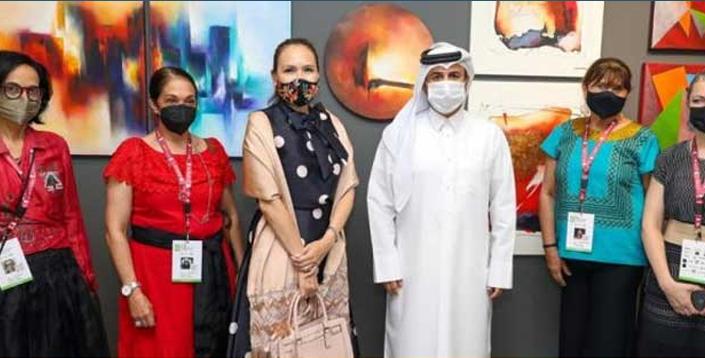 qatar,international,arts,festival,katara,opens