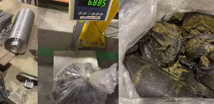 qatar,smuggle,marijuana,customs,thwart,attempt