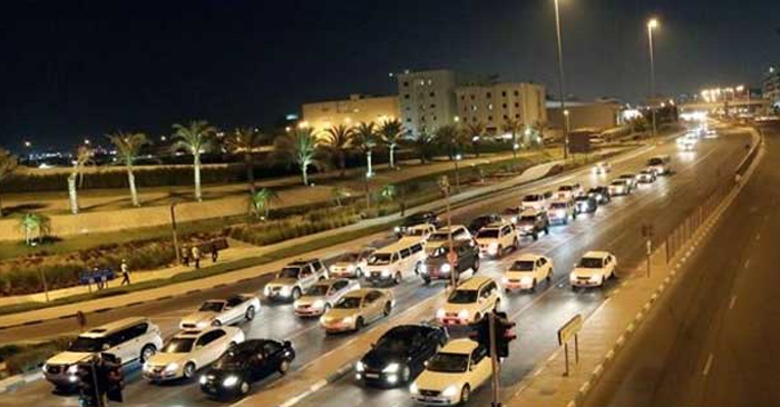 eid,qatar,traffic,police,traffic,smooth