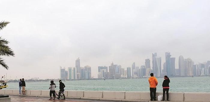 qatar,weekend,weather,department,temperature