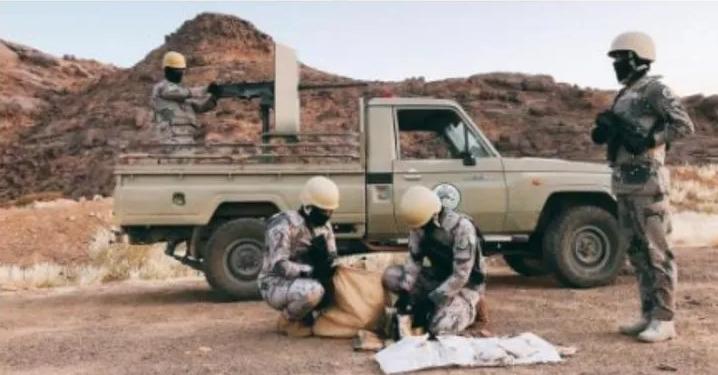 saudi,smuggling,drugs,arrested