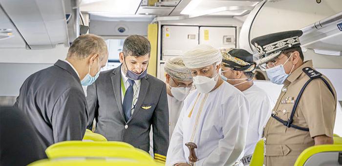 oman,a321neo,flight,service,salam,air,launches