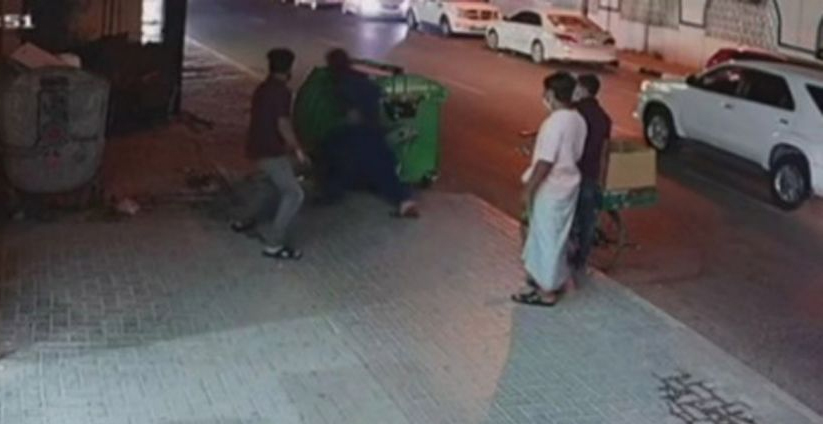 uae,thief,caught,sharjah,bicycle