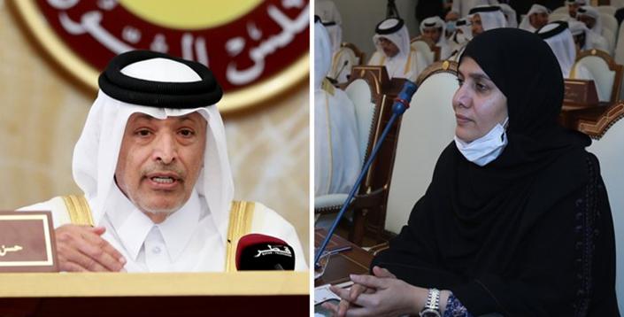 qatar,shura,council,deputy,speaker,women,elects,speaker