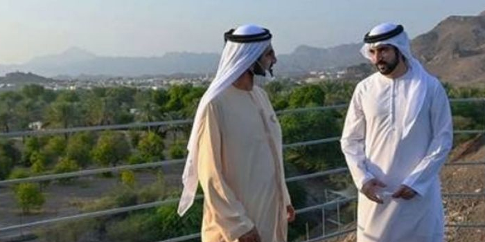 uae,major,tourism,projects,hatta,sheikh,mohammed,announces