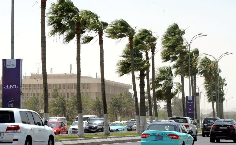 qatar,strong,dust,storm,reported