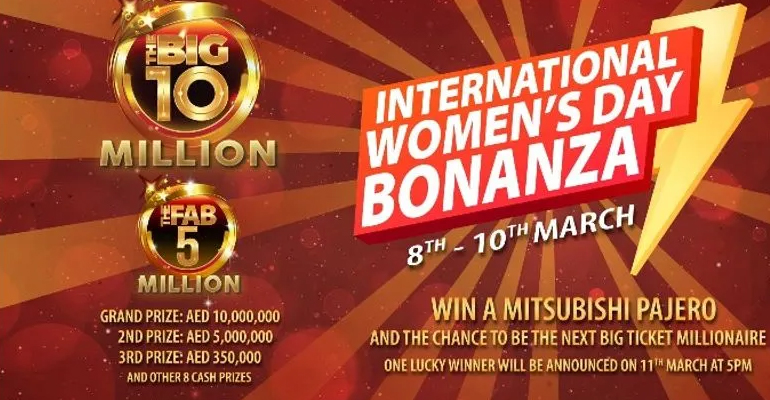 womensday,bonanza,bigticket,international