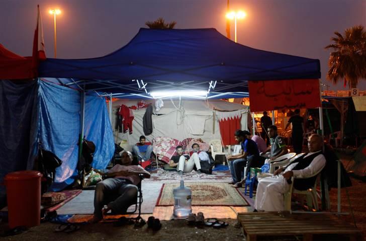 bahrain,cold,tent