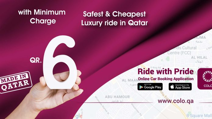 qatar,colo,taxi,minimum,charge,reduced