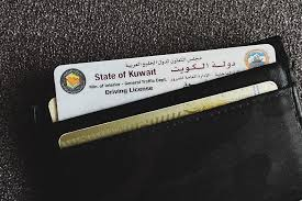 kuwait,online,service,driving,licenses,issued