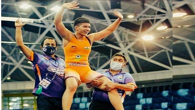 priyamalik,gold,india,tokyo,olympics