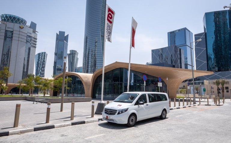 qatar,metro,express,taxi,service