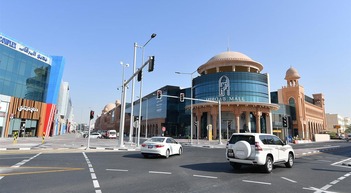 alnasr,area,road,works,completed
