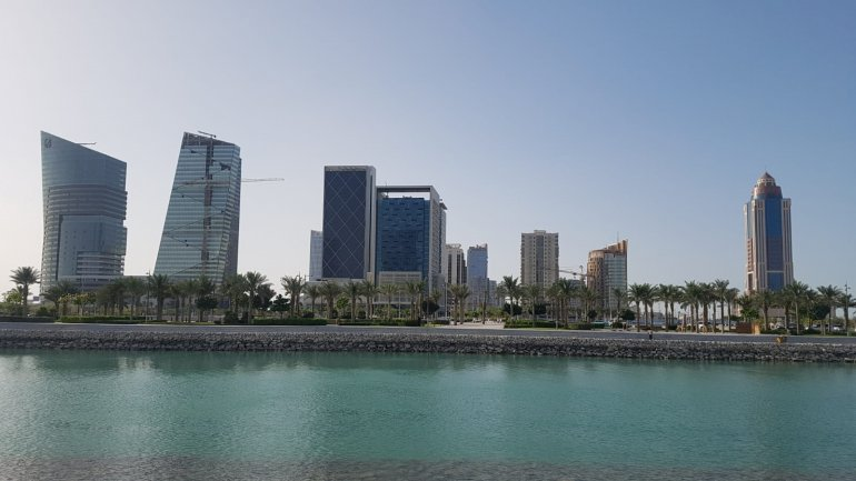qatar,covid,trade,growth