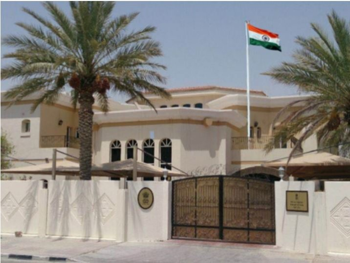 qatar,indian,embassy,open,house