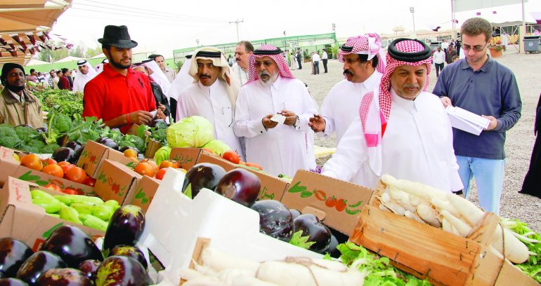 qatar,local,agriculture,markets,active,now