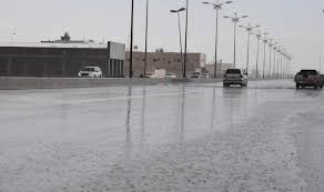 warning,heavy,rain,thunderstorms,saudi