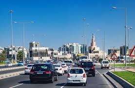 traffic,change,cornish,street,qatar,today,ashgal,instructions