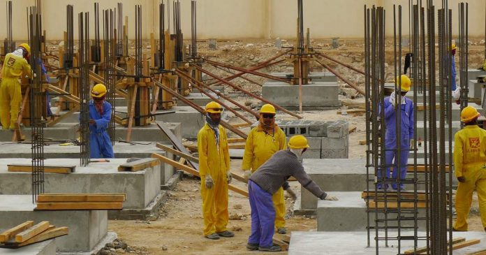 saudi,construction,workers,facing,unpaid,wages